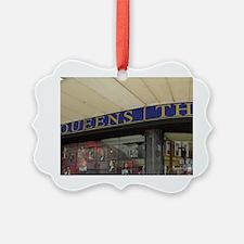 Queen's Theatre. Ornament