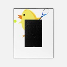 FBC Tennis Chick White Picture Frame