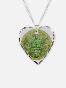 Quan Yin Green Necklace