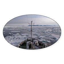 2012-01 04 Hornsund, Svalbard - ORI Decal