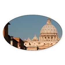 Vatican City State. Viev of the Pap Decal