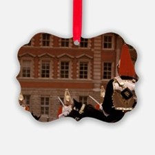 Changing of the horse guarditehal Ornament
