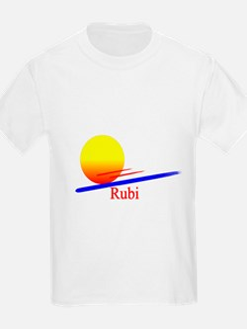 Rubi Kids T-Shirt
