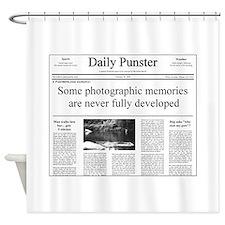 Photographic Memory Shower Curtain