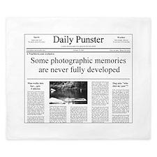 Photographic Memory King Duvet