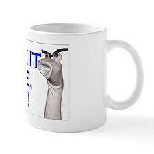 Sock It To Me Baby Mug