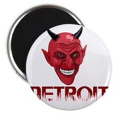 Detroit-10trans Magnet