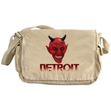 Detroit-10trans Messenger Bag