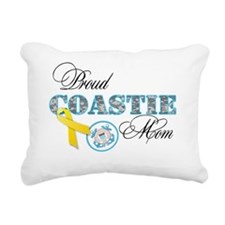proudmom Rectangular Canvas Pillow