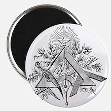 Masonic Working Tools Magnet