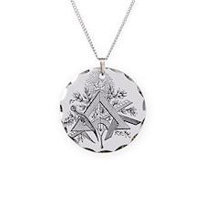 Masonic Working Tools Necklace