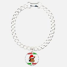 Italian Christmas Donkey Bracelet