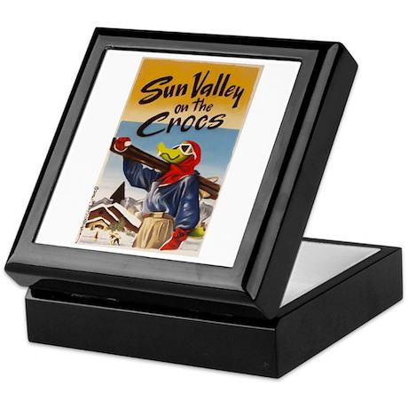 Sun Valley on the Crocs Keepsake Box