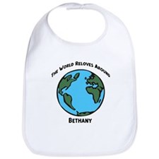 Revolves around Bethany Bib