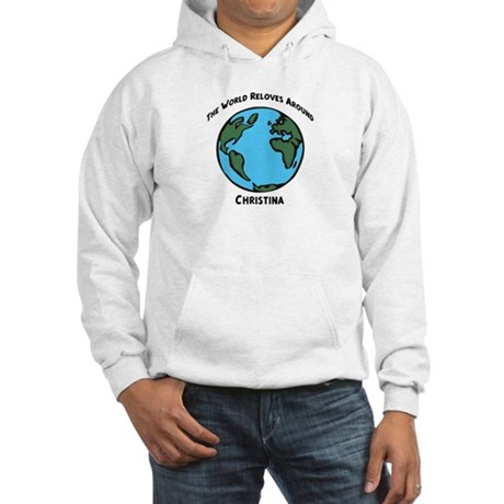 Revolves around Christina Hooded Sweatshirt