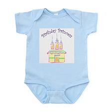 Birthday Princess Castle Infant Bodysuit