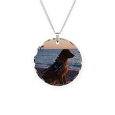Please Dont Pet Me Calendar  Necklace