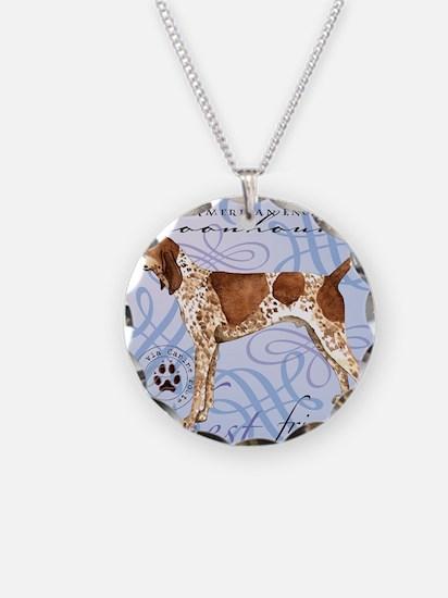 AmerEng-tile Necklace