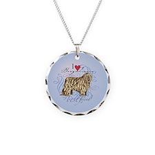 bergamasco-round Necklace
