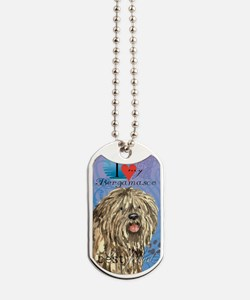 bergamasco-magnet Dog Tags