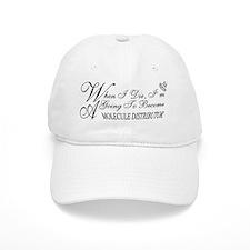 Molecule Distributor - Vick Morrow Baseball Cap