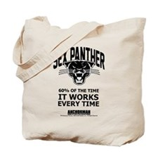 Sex Panther Tote Bag