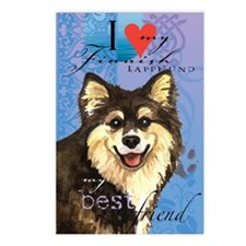 Finlap-journal Postcards (Package of 8)