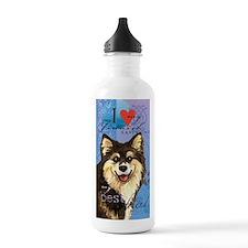 Finlap-journal Water Bottle