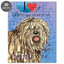 bergamasco-card Puzzle