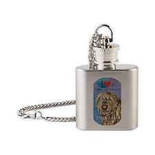 bergamasco T Flask Necklace