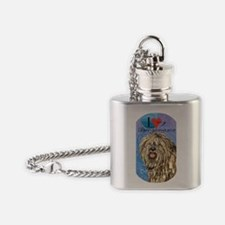 bergamasco T Flask Necklace