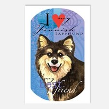 FinLapT Postcards (Package of 8)