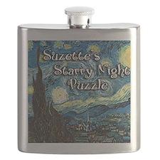 Suzettes Flask