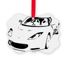 Evora unique Ornament