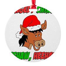 Italian Donkey Apron Ornament