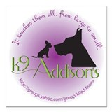 Canine addison's disease Car Magnets