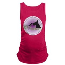 k9addisonsRoundLtBig Maternity Tank Top