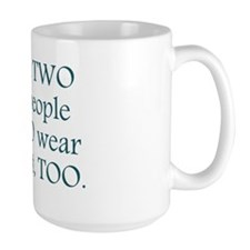 Two To Too - Womens Mug