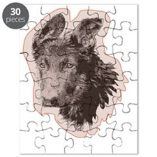 germanshepherddark Puzzle