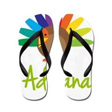 Adriana-the-turkey Flip Flops