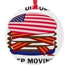 vcb-usaburger-runner Ornament