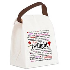 TwiTerms Blanket Canvas Lunch Bag