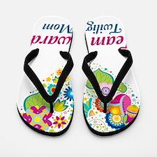 TwiMom Blanket Flip Flops