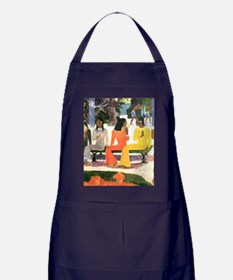 Paul Gauguin Apron (dark)