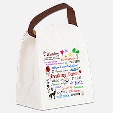 BD Blanket Canvas Lunch Bag