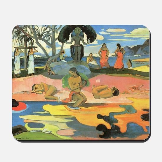 Paul Gauguin Mousepad