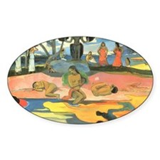 Paul Gauguin Decal