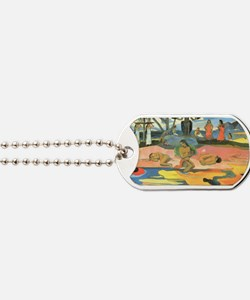 Paul Gauguin Dog Tags