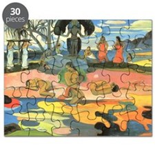 Paul Gauguin Puzzle