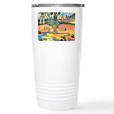 Paul Gauguin Travel Coffee Mug